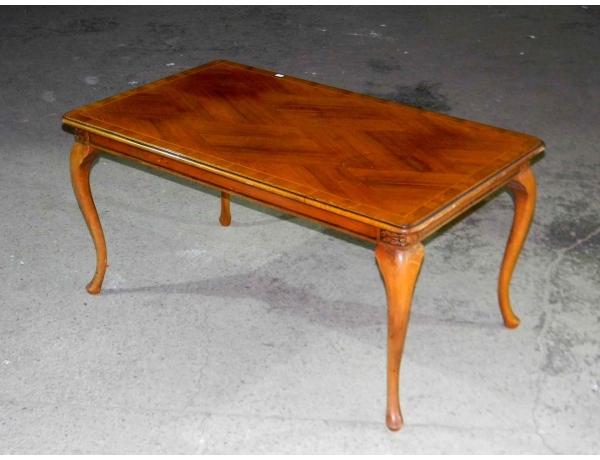 Журнальный стол на рококо ножках, AM0653