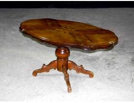 Журнальный стол в стиле Рококо