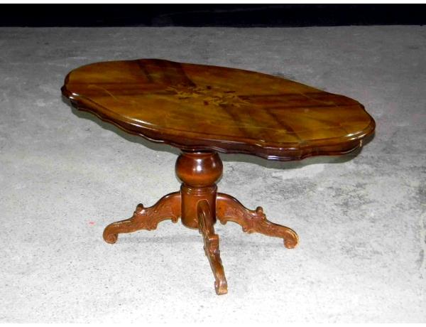 Журнальный стол в стиле Рококо, AM1021