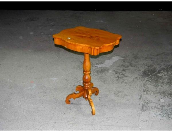 Журнальный стол с ящиками постамент, AM0648