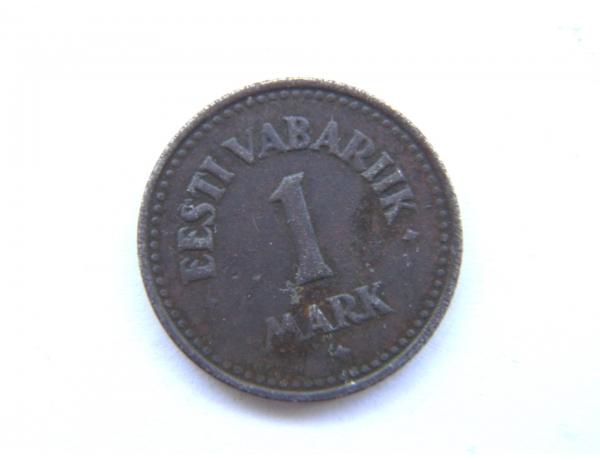 Eesti vabariigi 1 mark 1922 aasta, AM1304