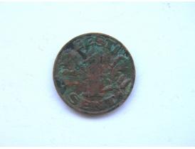 1 цент Эстонской республики 1929 года