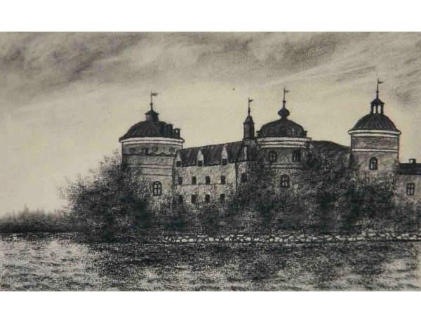 Рисунок Замок, AM1151