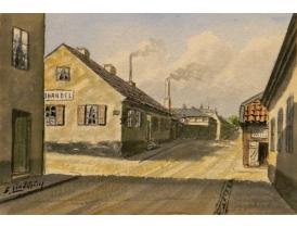 Рисунок На улице