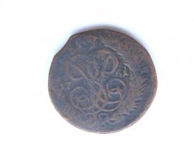 Две копейки 1761 года