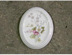 Keraamiline pilt lilledega