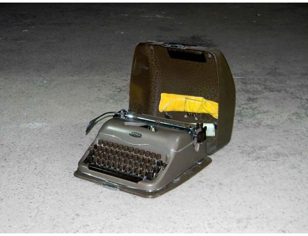 Kirjutusmasin Triumph Perfekt, AM0655