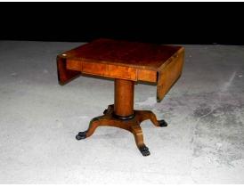 Складной стол с лапами