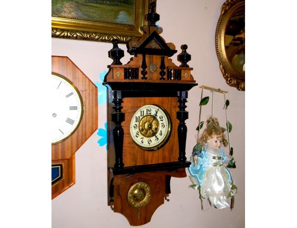 Механические часы с тремя башнями, AM1269