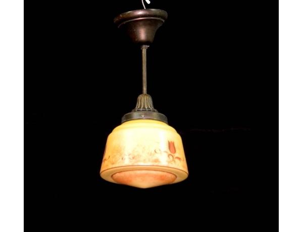 Люстра с маленьким куполом, AM0265