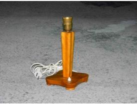 Деревянная ножка для настольной лампы
