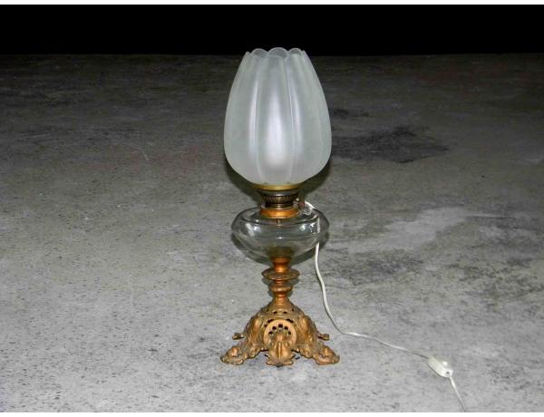 Настольная лампа модифицированная керосиновая лампа, AM0933