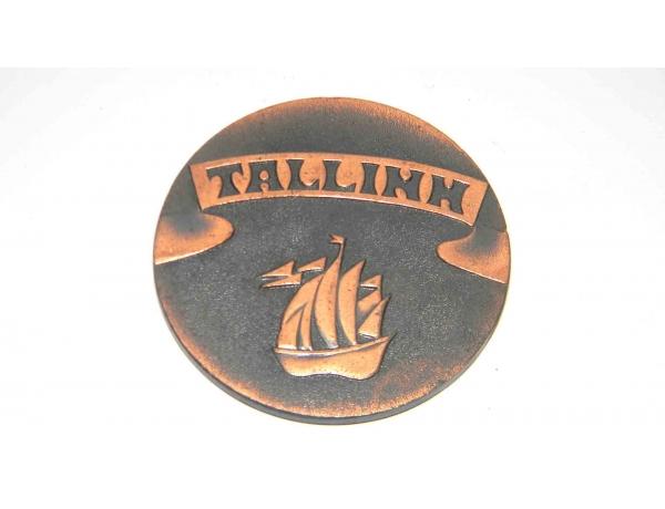 Medal TALLINN, AM1233