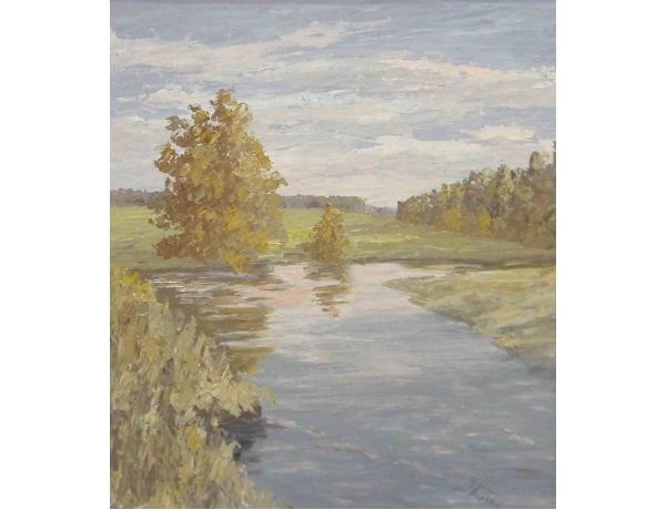 Õlimaal Jõgi põllu ja metsa vahel, AM1211