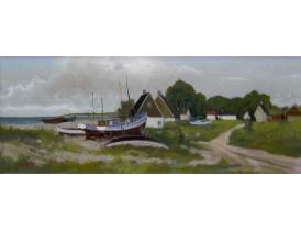 Картина Рыбацкий хутор