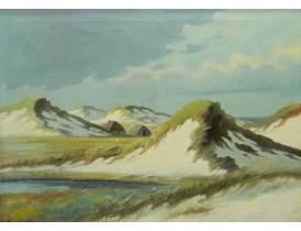 Картина Хижина на дюнах