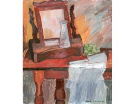 Картина маслом Стол для макияжа Rune Erikson