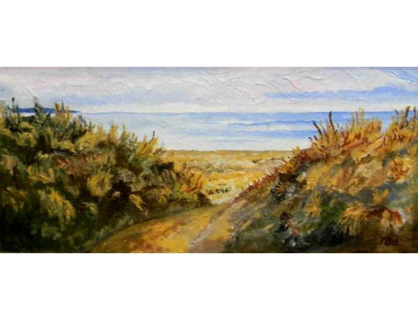 Картина Из леса к морю, AM1061