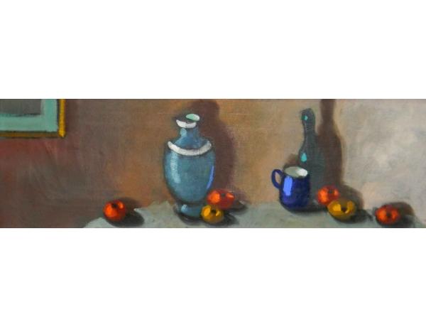 Õlimaal Natüürmort, AM0540