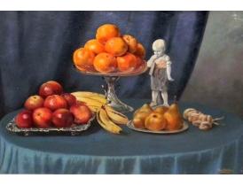 Картина маслом Натюрморт Muszkalay