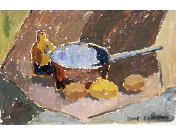 Картина маслом Натюрморт Rune Erikson, AM1402