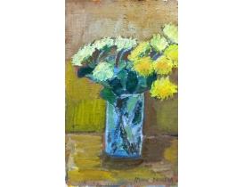 Картина маслом Полевые цветы Rune Erikson