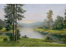 Õlimaal Roheline maastik Stryjkowski