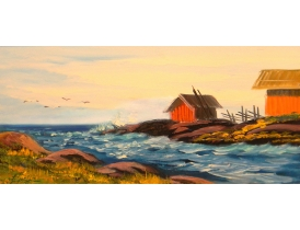 Õlimaal Talu mere ääres