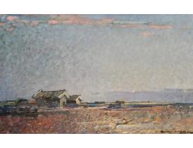 Õlimaal Talu põllul Stig Jonsson
