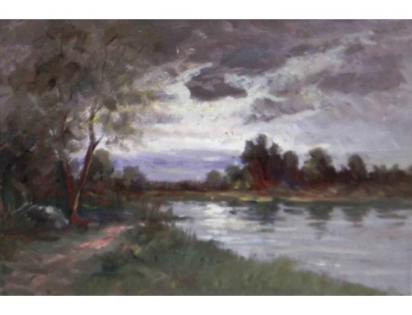 Õlimaal Vihma ootel, AM1195