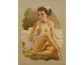 Картина Прекрасная балерина