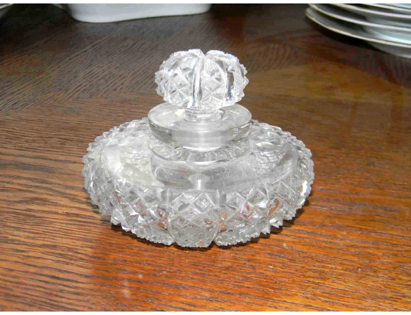 Parfüümipudel klaasist, AM0997