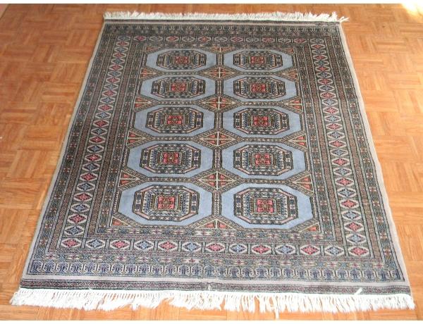 Персидский ковёр ручной работы 180х143 см, AM1426