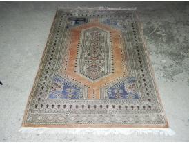 Персидский ковёр ручной работы 207 x 123 см
