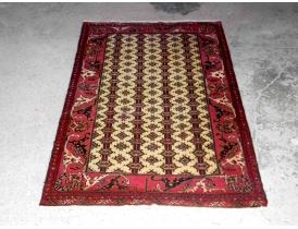 Персидский шерстяной ковёр 190 х 110 см