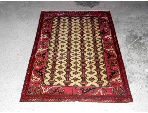Персидский шерстяной ковёр 190 х 110 см, AM1112