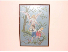 Картинка Ангел и дети