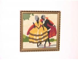 Картинка Рококо танец