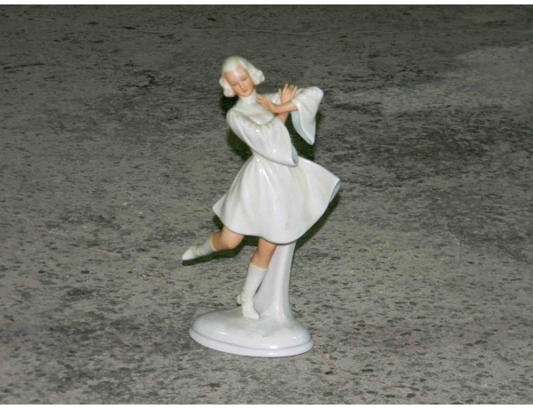 Фарфоровая статуэтка Романтик Schau Bach Kunst, AM1178