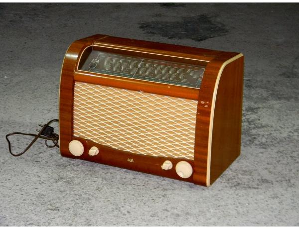 Радиоприемник AGA, AM1388