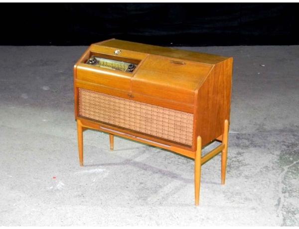 Радиоприёмник проигрыватель Luxor, AM0614