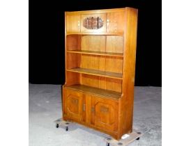 Книжный шкаф буфет
