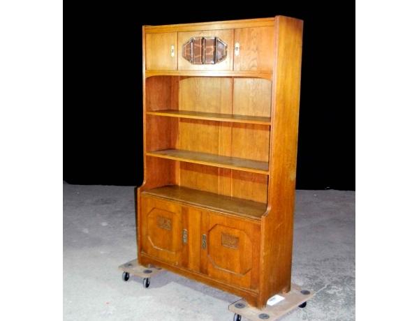 Книжный шкаф буфет, AM0712