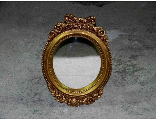Настенное зеркало овальное, AM0937
