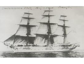 Настенная картина Парусник 1912