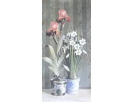 Настенная картина Домашние цветы