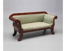 Sohva rohelise värvi