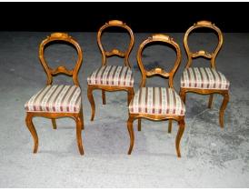 Крмплект из четырёх стульев