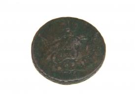 Одна копейка 1755 года