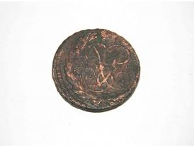 Две копейки 1758 года